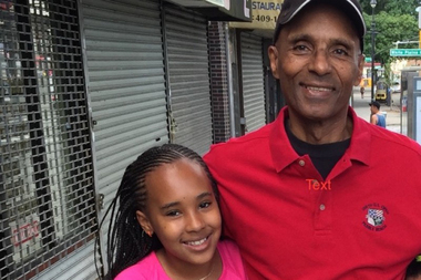 Nyanna Aquil and her grandfather Louis Perez were killed in a car accident on Halloween.