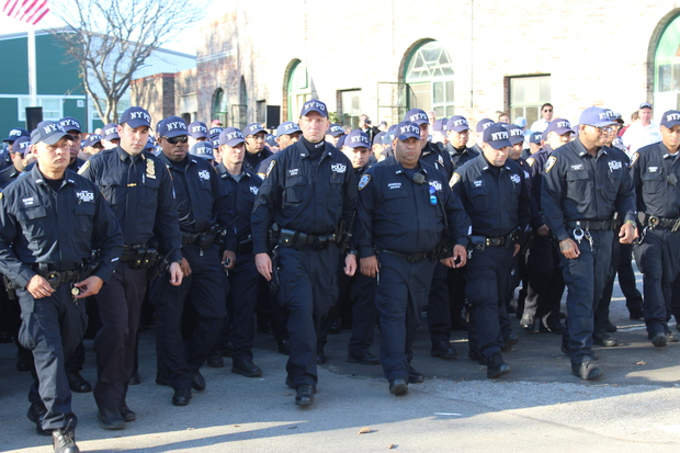"Saying a ""new reality"" has emerged after the  deadly Paris terror attacks , Police Commissioner Bill Bratton and Mayor Bill de Blasio on Monday unveiled a new elite counterterrorism unit."