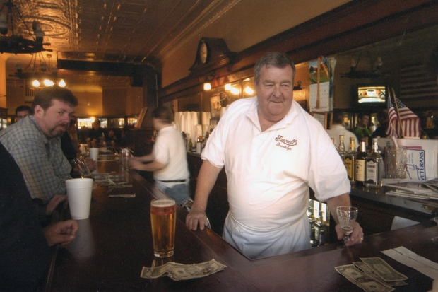 Farrell's Old School Bartender Inducted Into Hall of Fame ...