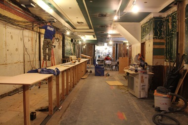 The Former Kinsale Tavern Is Undergoing An Overhaul. It Will Reopen As A  New Bar