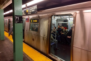 14 Subway Lines Slated for Service Changes This Weekend