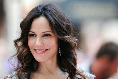 Mary-Louise Parker in London in 2013. The actress will be discussing her new memoir