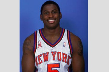 Knicks 2001 draft pick Michael Wright was found dead in car in Midwood Tuesday Nov. 11, 2015