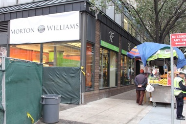 The Morton Williams at 1066 Third Ave.