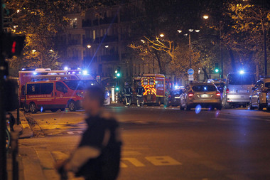 More than 100 people were killed in a series of coordinated attacks in Paris on Nov. 13.