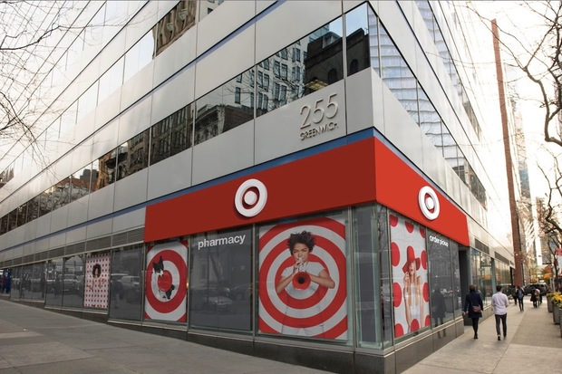 Target is slated to open at 225 Greenwich St. in October 2016.