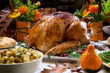 There Is No Dearth Of Restaurants To Choose From For A Thanksgiving Meal Out
