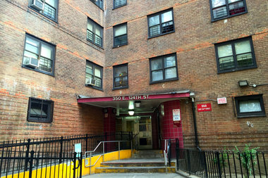Drug dealers were indicted for selling near East Harlem's Wagner Houses.