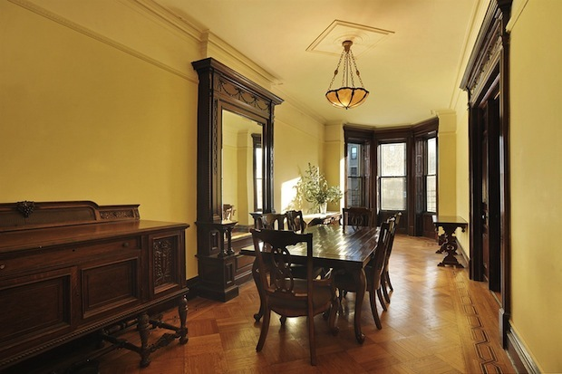 old new york apartments interior. 3 Apartments with Historic Details to See This Weekend  Sunnyside