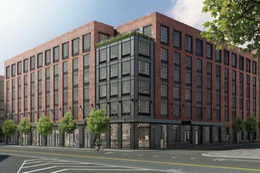 92 Affordable Unit Are Opening Up On Commercial Street With Rents Between 494 And 1 025