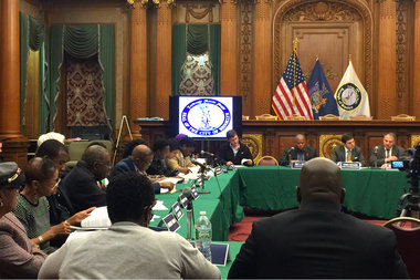 The Brooklyn Borough Board voted to disapprove the city's two zoning proposals with a list of recommendations at their December meeting Tuesday.