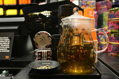 A tasting of T2's limited edition tea