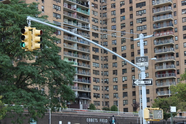 A Man Found Two Guns In Garbage Chute The Ebbets Field Apartments On Bedford