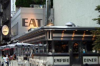 The iconic Empire Diner in Chelsea shuttered its doors for a second time on Dec. 13 after falling behind on its rent.