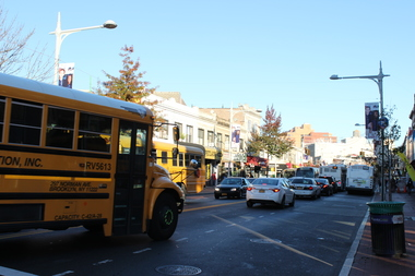 The city will repave Jamaica Avenue between 224th and 168th streets.