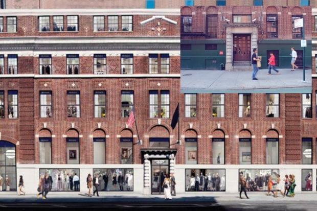 39 starchitect 39 to redesign noho womens shelter into luxury. Black Bedroom Furniture Sets. Home Design Ideas