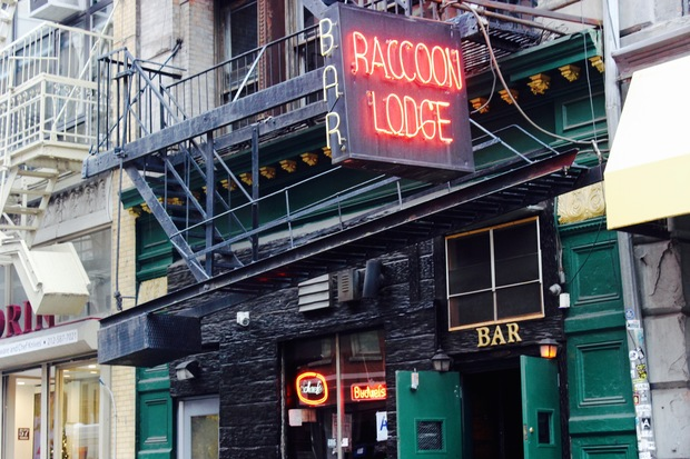 The Raccoon Lodge has been slated to close for months.