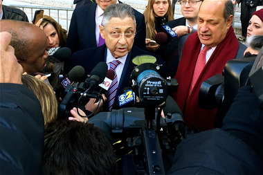Sheldon Silver was convicted of money laundering, fraud and extortion.
