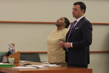 Tenisha Fearon, who is accused of murdering her baby daughter, was ruled fit to stand trial on Tuesday.