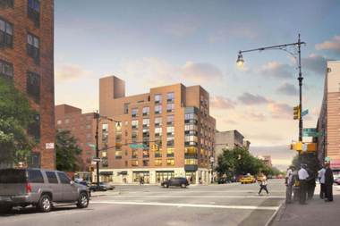 1770 Madison Ave. in East Harlem building will have 7 affordable units, with rents starting at $822 a month, authorities said.