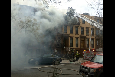 Michael Floyd, 56, died following a New Year's Day fire in Bedford-Stuyvesant, the FDNY said.