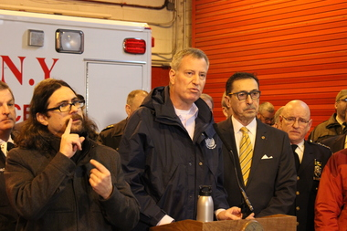 The Department of Sanitation is bringing in 170 additional front end loaders and will haul snow away to help clear streets in Queens that were not satisfactorily plowed during the second largest snow storm in city history, officials said Monday.