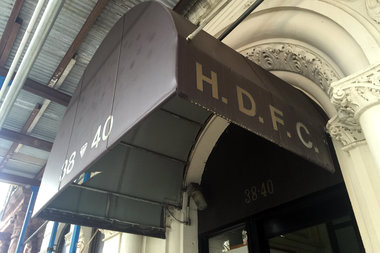 This HDFC co-op on 127th Street is one of 33 in Manhattan to be placed on the Public Advocate's Worst Landlord list.