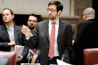 State Sen. Daniel Squadron, along with Assemblywoman Deborah Glick have introduced bills to for a permanent local voice on the Battery Park City Authority.
