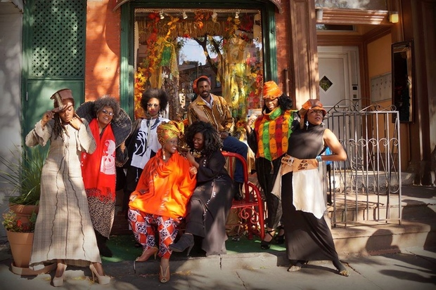 Saturday's Diaspora Art Mart in Bed-Stuy is just one of the many events in Brooklyn this weekend.
