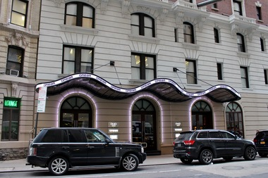 The Dream Hotel at 210 W. 55th St.