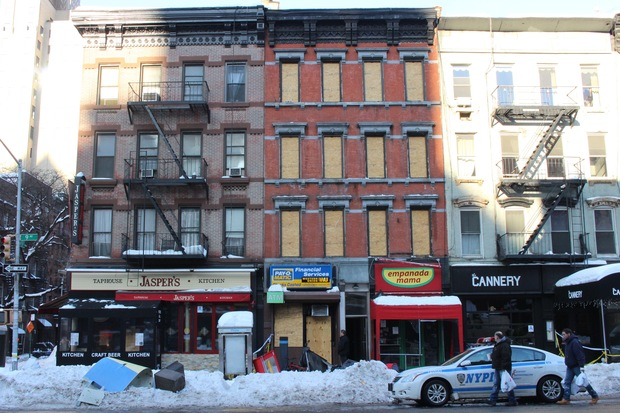 14k in belongings stolen from tenants displaced by hell 39 s for Hell s kitchen nyc apartments