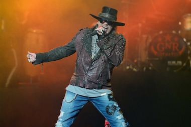 Guns N' Roses plans to reunite for Coachella.