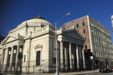 The land use subcommittee voted 6-3 not to landmark the Ukrainian Church in Exile at 177 South 5th St. The item still has to go before the full board in January before an official position is sent to the city's Landmark's Preservation Committee.