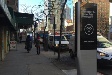 Dozens of LinkNYC kiosks will be rolled out in Brooklyn by the end of the year.