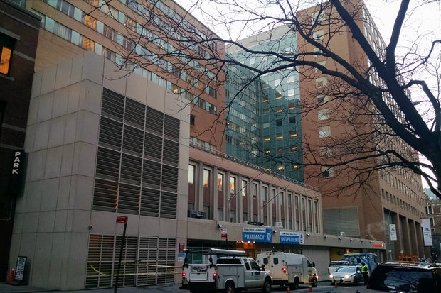 Roosevelt Hospital Evacuated After Roof Jumper Ruptures