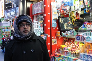 Newsstand operator Mohd Kursheed, 62, was robbed by five young men on Jan. 22, 2016, police said.