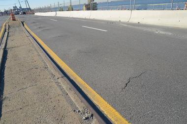 Sinking Rockaway Road May Be Closed Until May for Repairs, Officials Say