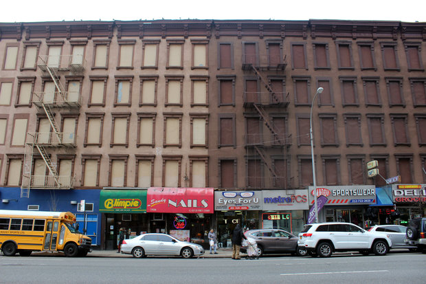 Only 1 percent, or 249 affordable housing units, have been created in East Harlem under the mayor's plan.