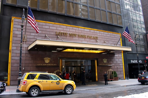Woman Ties Up Palace Hotel Guest And Robs Him At Knife Point Police Say Midtown
