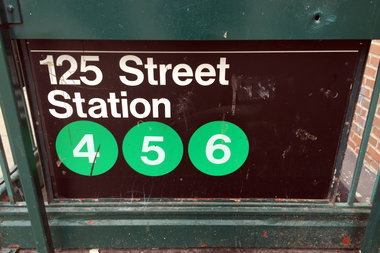 A boy who gave $1 to a man on the subway is accusing the man of stealing his cell phone, police said.