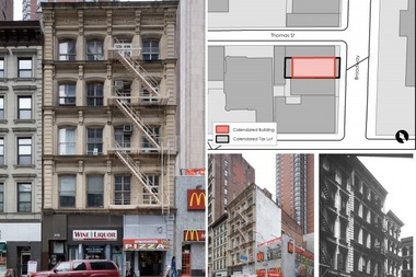 One of City's First Police Stations is now a TriBeCa Landmark