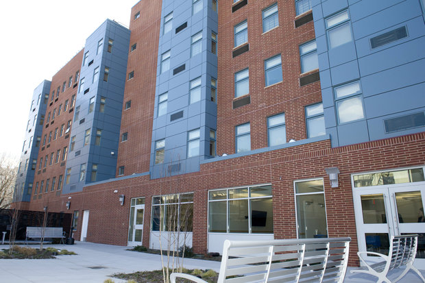 Affordable Apartments For Formerly Homeless Debut On
