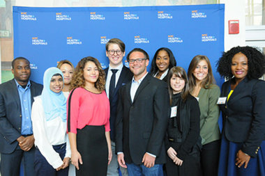 Aspiring Doctors Win Scholarships to Give Back to City Hospitals