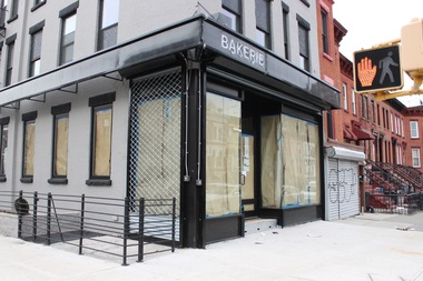 The owner of the popular Crown Heights kosher restaurant Basil is planning to open a bakery on Albany Avenue, pictured here, this summer.