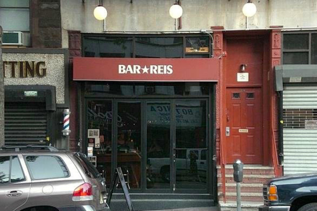 Bar Reis, which opened at 375 Fifth Ave. in 1999, closed its door for good on Feb. 8, owner Reis Goldberg told DNAinfo New York.