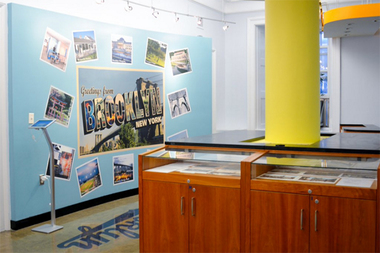 The Brooklyn visitor's center at Borough Hall is getting a makeover.