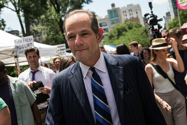 Investigators are looking into whether disgraced Gov. Eliot Spitzer assaulted a onetime high-end prostitute at the Plaza Hotel earlier this month.