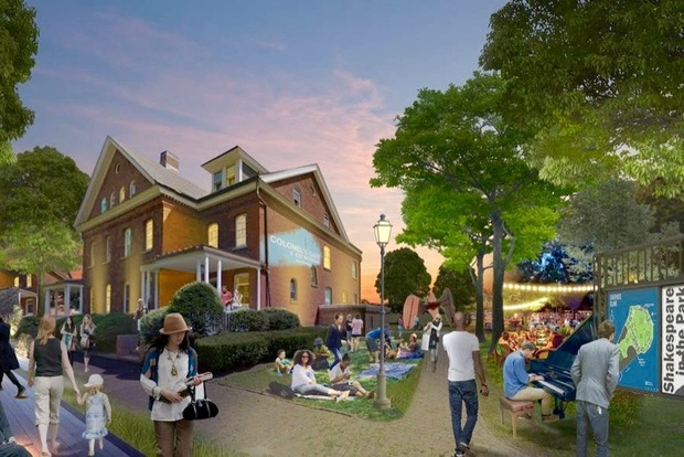 Governors Island is being transformed into a year-round destination.
