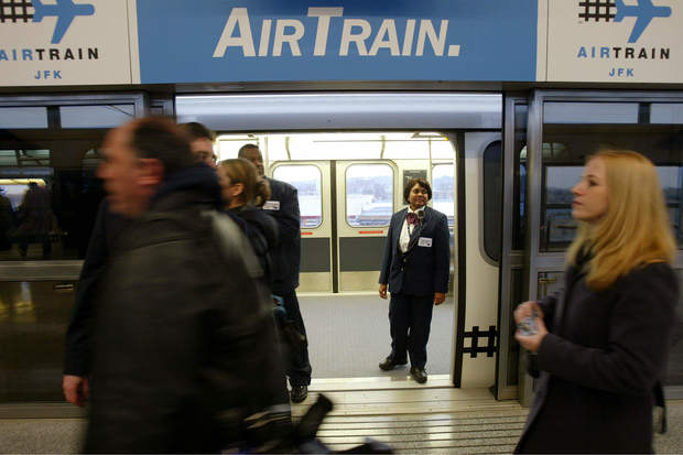 L Train Platform Eyed For Airtrain Like Safety Doors In