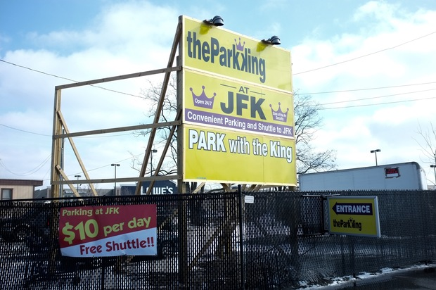 The Park King, at249-15 Rockaway Blvd. in Rosedale, has been operating since October without a license.